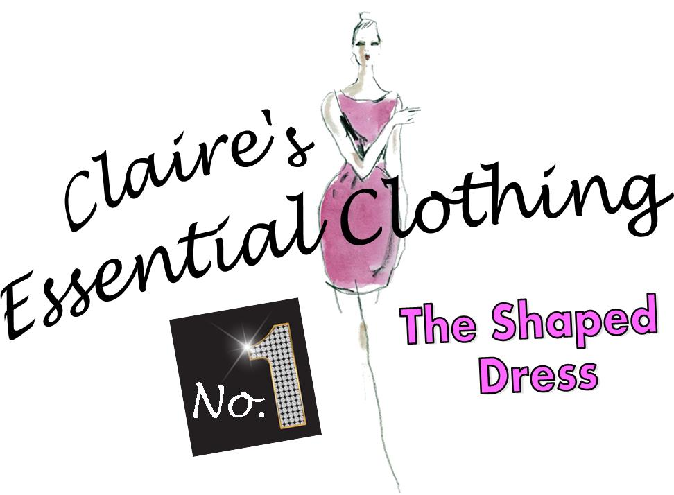 Claire's Essential Clothing 1 -The Shaped Dress