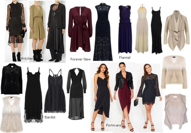autumn winter dresses